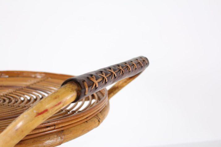 Desserte en bambou