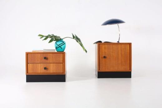 Bouts de canapés asymétriques modernistes