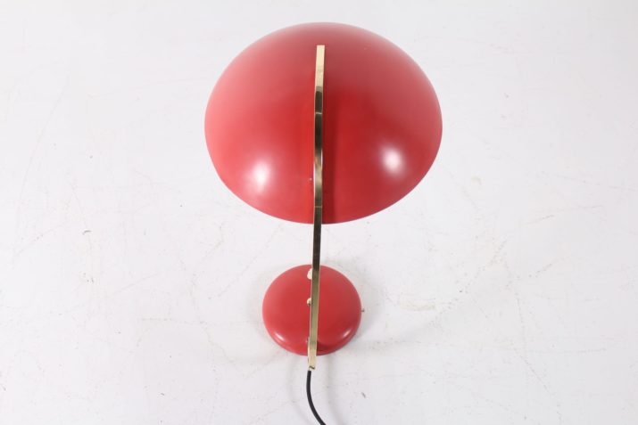 Lampe de bureau corail 1950
