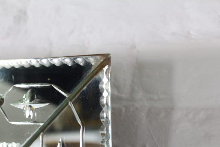 Miroir vénitien Art Déco