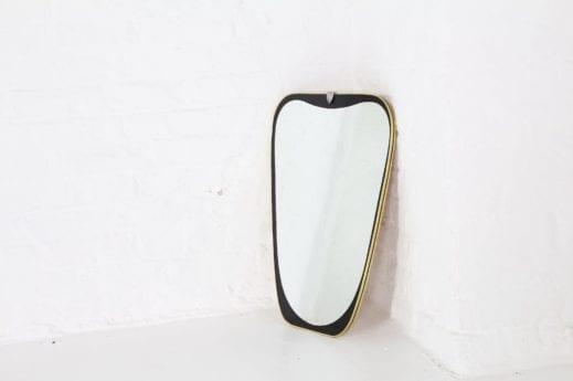 Miroir forme libre 1960