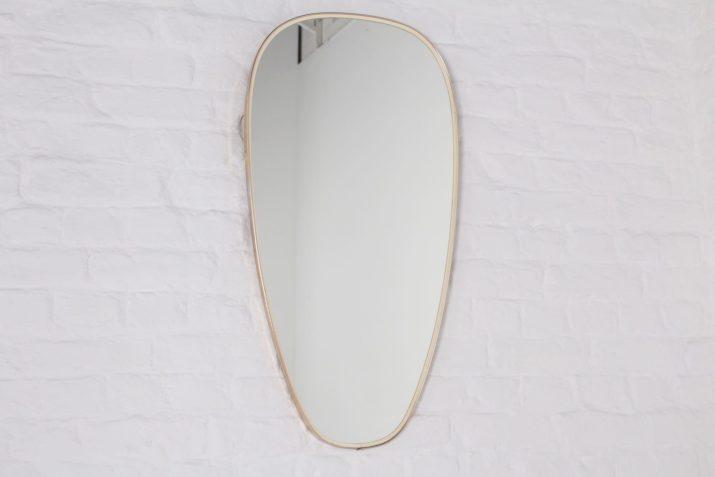 Miroir forme libre