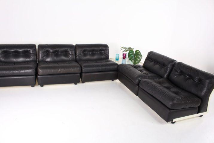 Sofa modulable Amanta, Mario Bellini