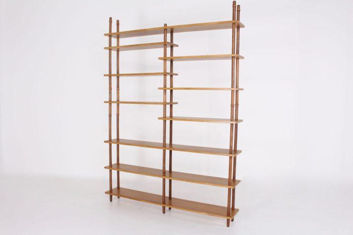 Etagère Claustra minimaliste Willem Lutjens