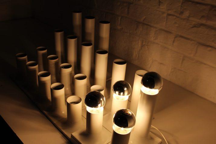 Appliques / plafonniers tubes Staff