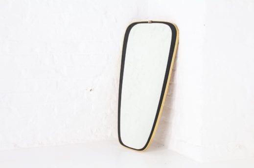 Miroir forme libre 1960's