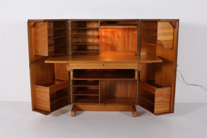 """Bureau escamotable """"Magic Box"""" Mummenthaler & Meier"""