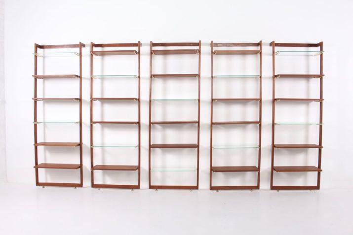 Etagères murales modulables minimalistes