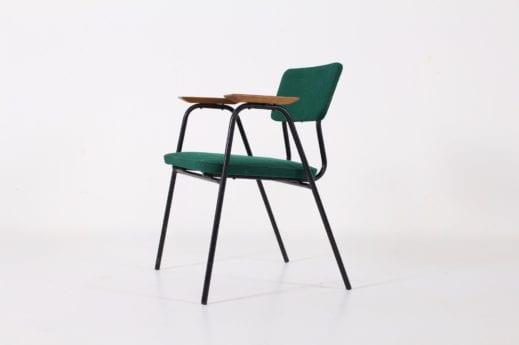 """Chaise """"M"""" Pierre Guariche"""