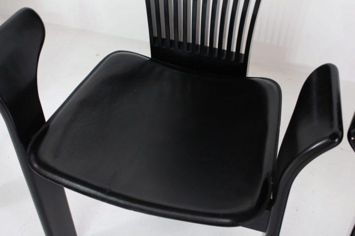 4 chaises Pietro Costantini