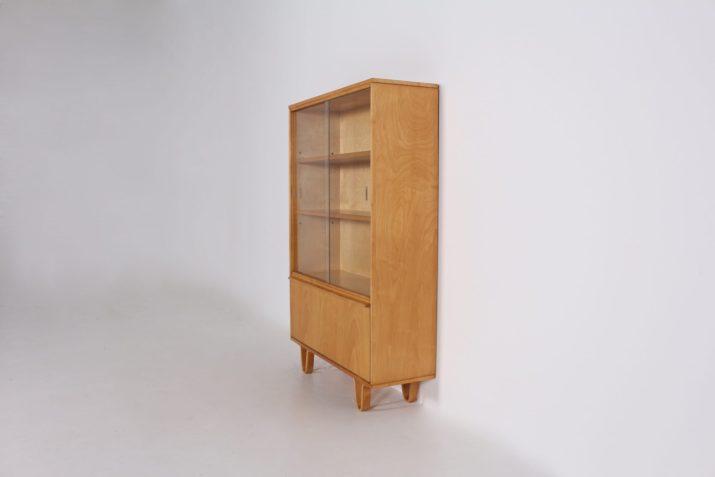 Bibliothèque 'Berkenserie' Pastoe.***OPTION***