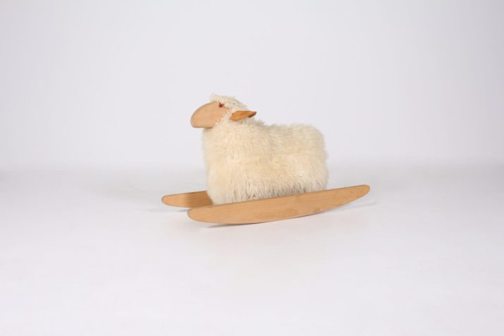 Mouton à bascule Hanns Peter Kraftt