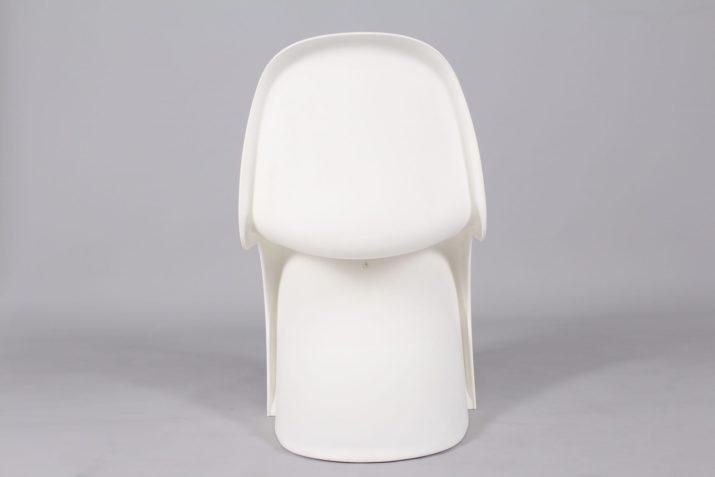 Deux chaises Verner Panton pour Vitra