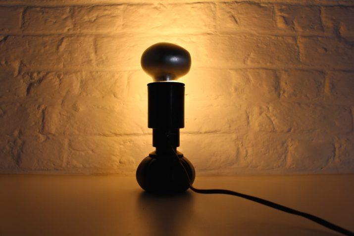 "Lampe ""600 C"" Gino Sarfatti"