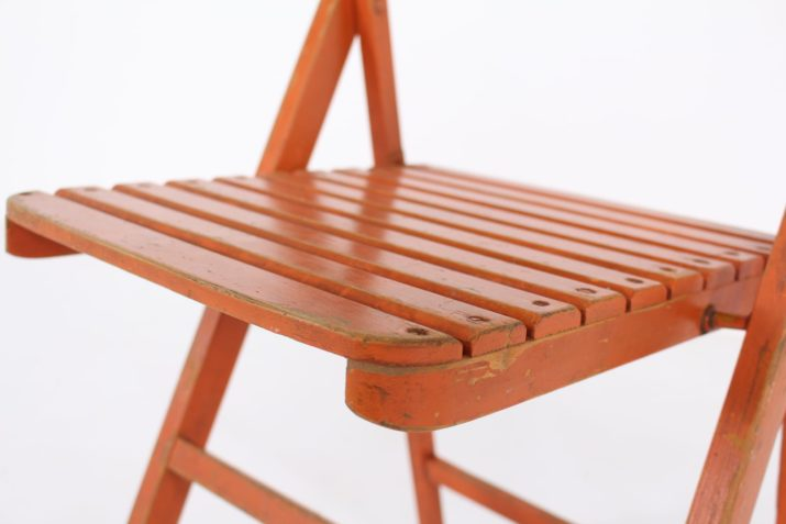 Chaises pliantes Bauhaus Thonet B 751