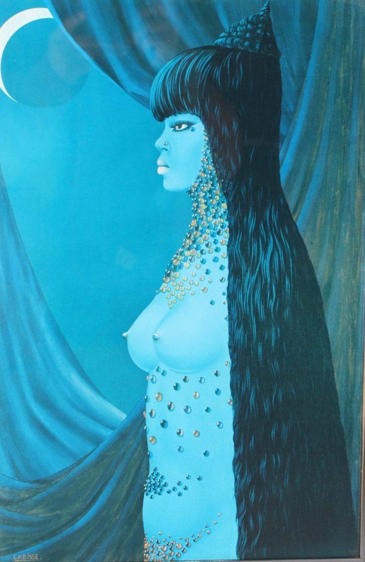Felix Labisse, La Femme Bleue