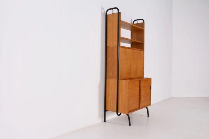 Cabinet combiné moderniste