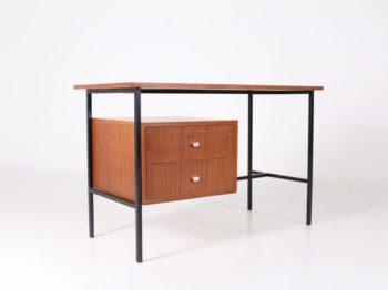 Bureau moderniste style Pierre Guariche.