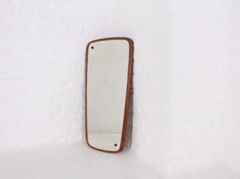Miroir scandinave  forme libre