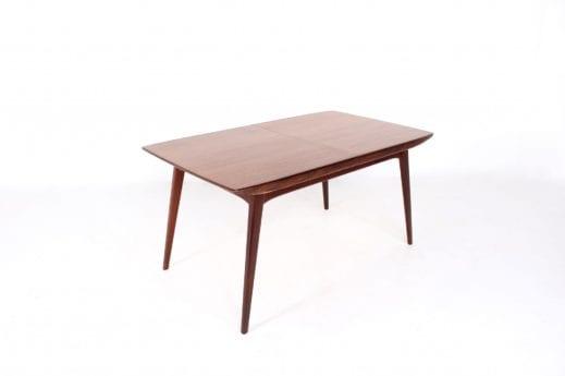Table scandinave à allonge