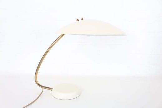 Lampe de bureau moderniste.
