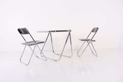 "Bureau & Chaises ""Plia"" Castelli"