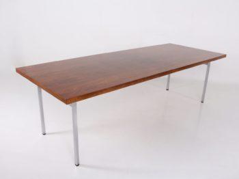 Importante table en palissandre Alfred Hendrickx