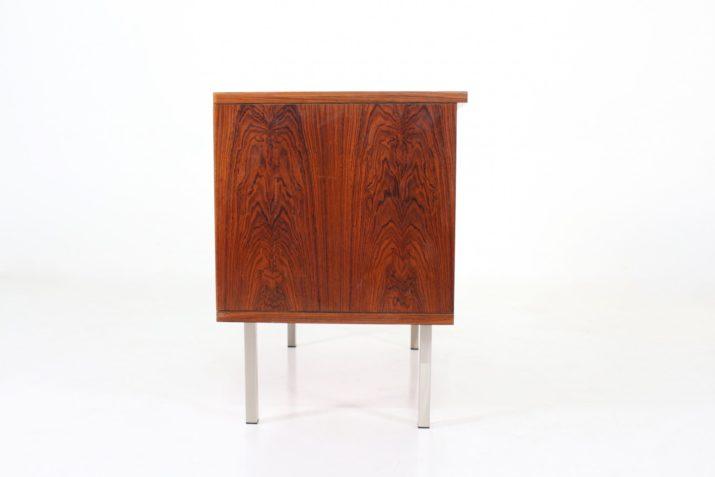 Buffet bas, meuble TV en palissandre Alfred Hendrickx.