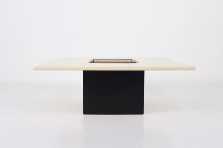 Table basse bar, Italie 1980S