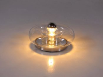Lampe Doria en verre soufflé