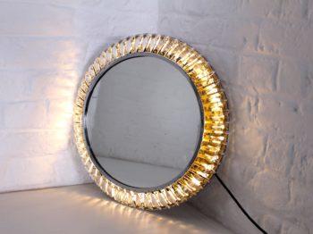 Miroir lumineux à cristaux Bakalowits & Söhne