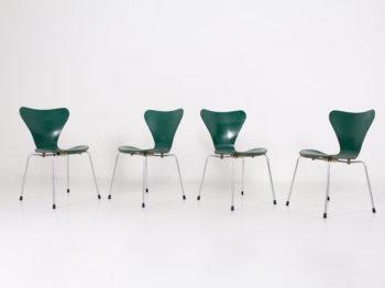 Chaises Arne Jacobsen & Fritz Hansen