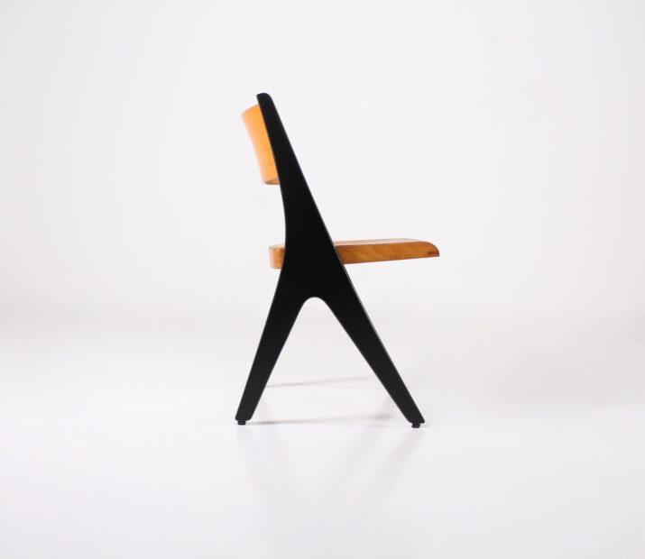 "Chaise ""Penguin"" Carl Sasse & Casala"