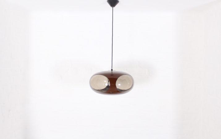 Suspension UFO brun/marron (2)