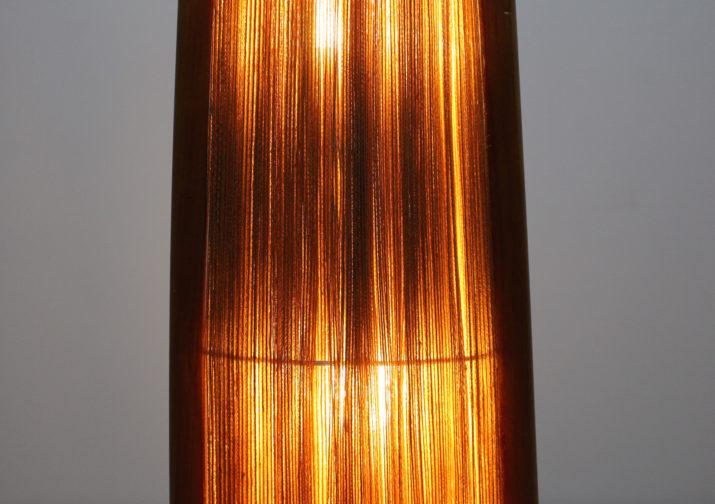Lampadaire tripode scandinave