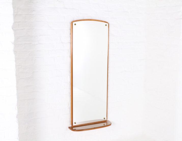 Grand miroir à console