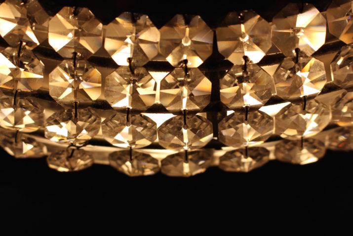 Miroir strass  lumineux