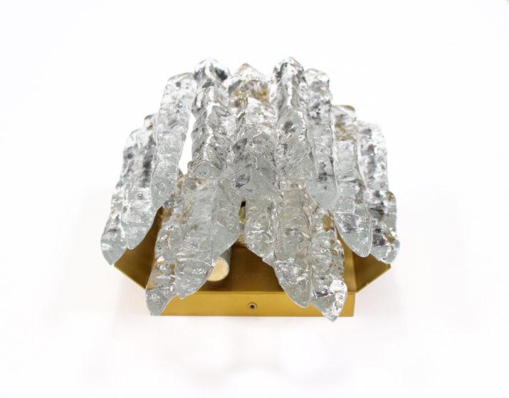 "Appliques Sierra Kalmar Franken ""Ice Glass""***OPTION***"