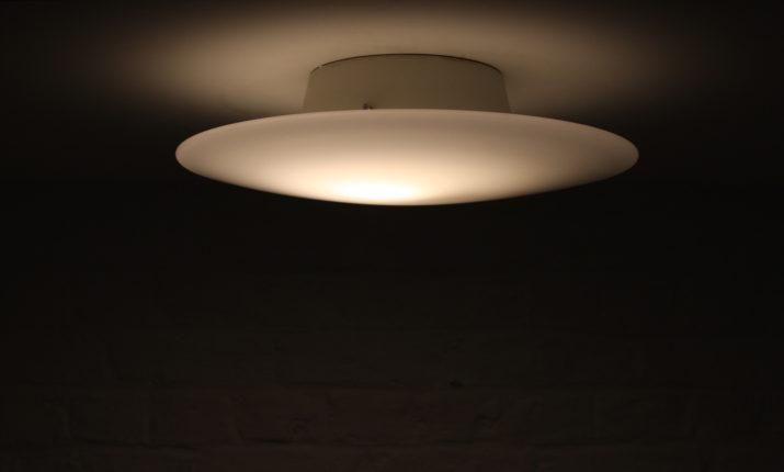 Plafonnier Applique 'Eklipta' Arne Jacobsen & Louis Poulsen