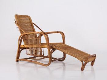 Chaise longue Bauhaus Erich Diekmann