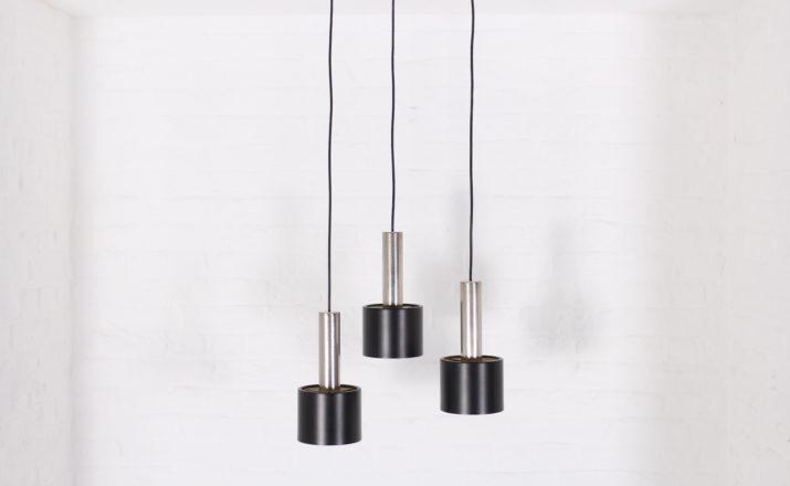 3 suspensions modernistes