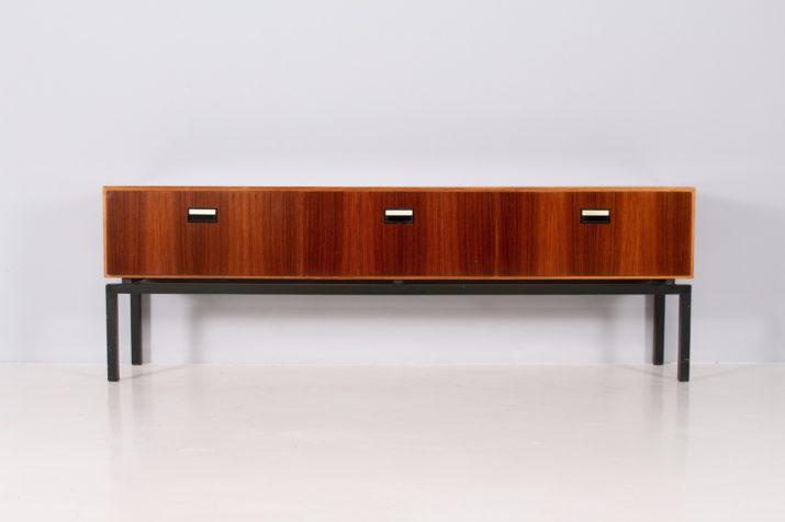 Lowboard minimaliste en palissandre