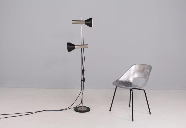 Lampadaire minimaliste Erwi