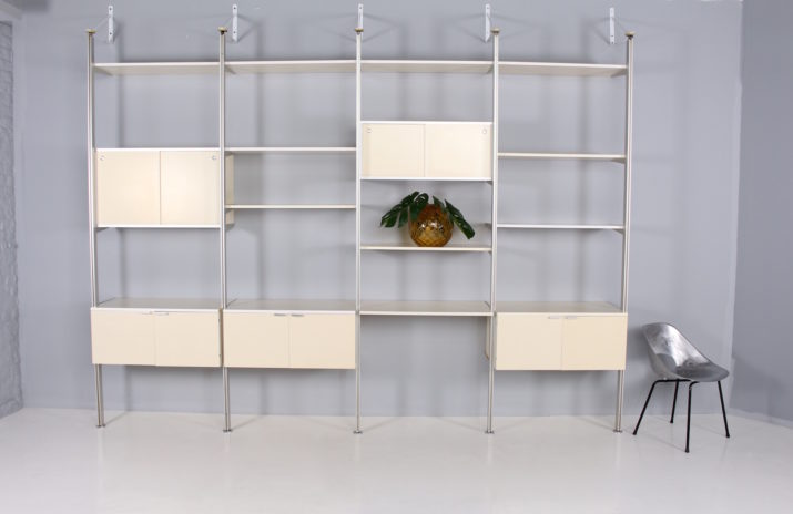 """Wall-Unit """"CSS"""" Georges Nelson & Herman Miller"""