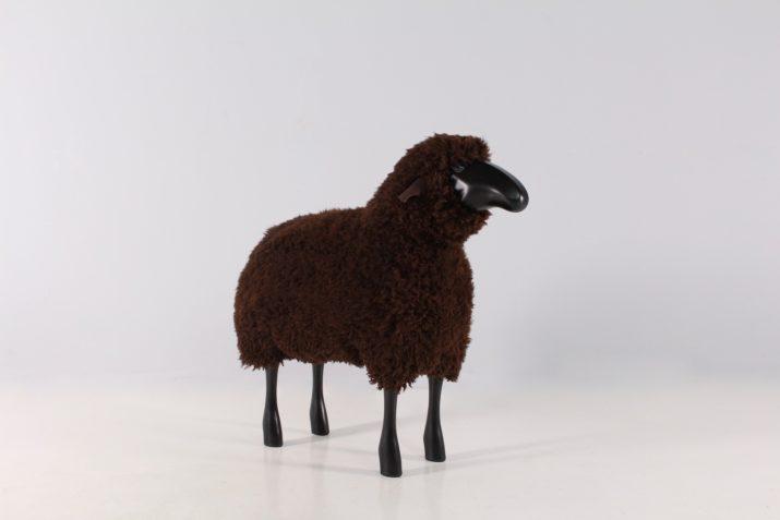 Mouton marron XL Hanns peter Krafft