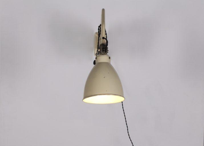 "Lampe murale Bauhaus articulée ""Scissor"""