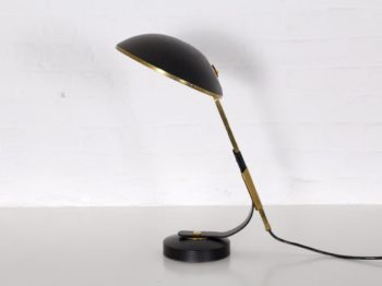 Lampe Solere Paris en laiton.