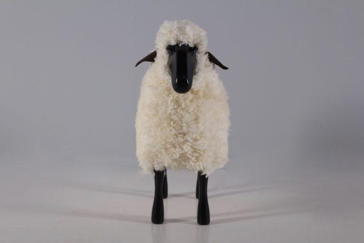 Mouton noir Hanns Peter Krafft