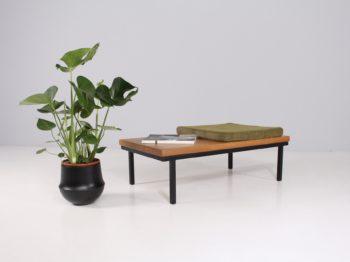 Banquette d'appoint minimaliste moderniste