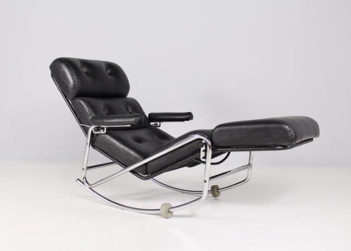 Chaise longue 'Lama'.